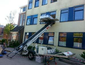 standaard verhuislift Oostham