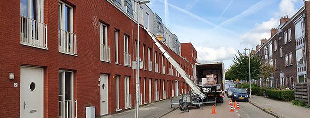 verhuislift Etterbeek